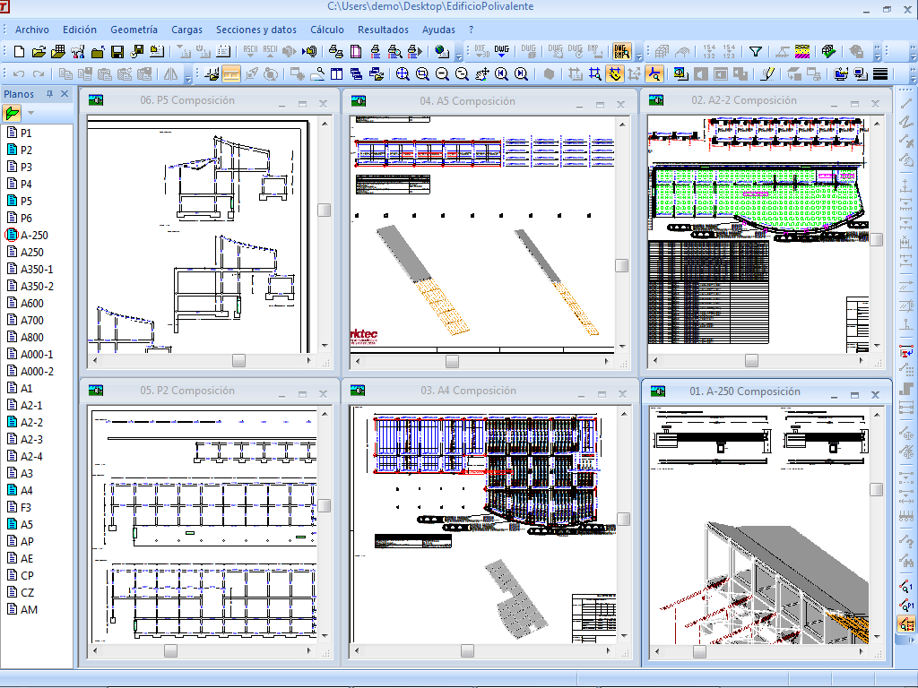 Arktec S A  Software for architecture, engineering and