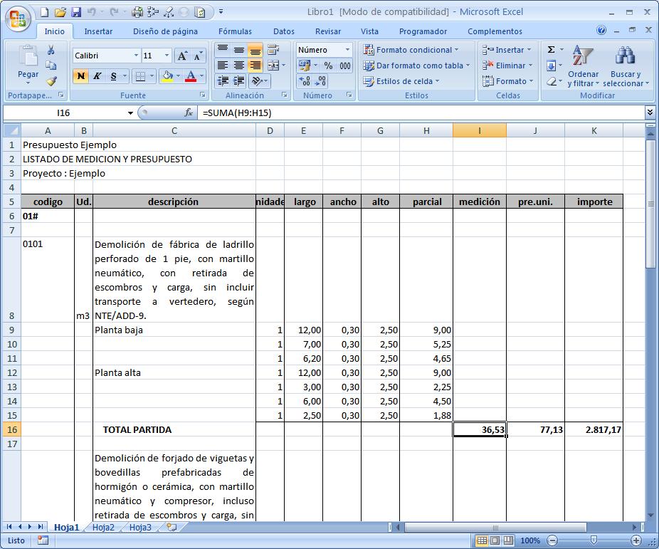 Calculo De Nomina 2016 Mexico En Excel