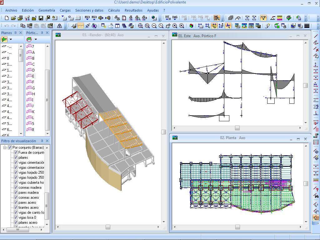 Arktec.S.A. Software para arquitectura ingeniería y construcción