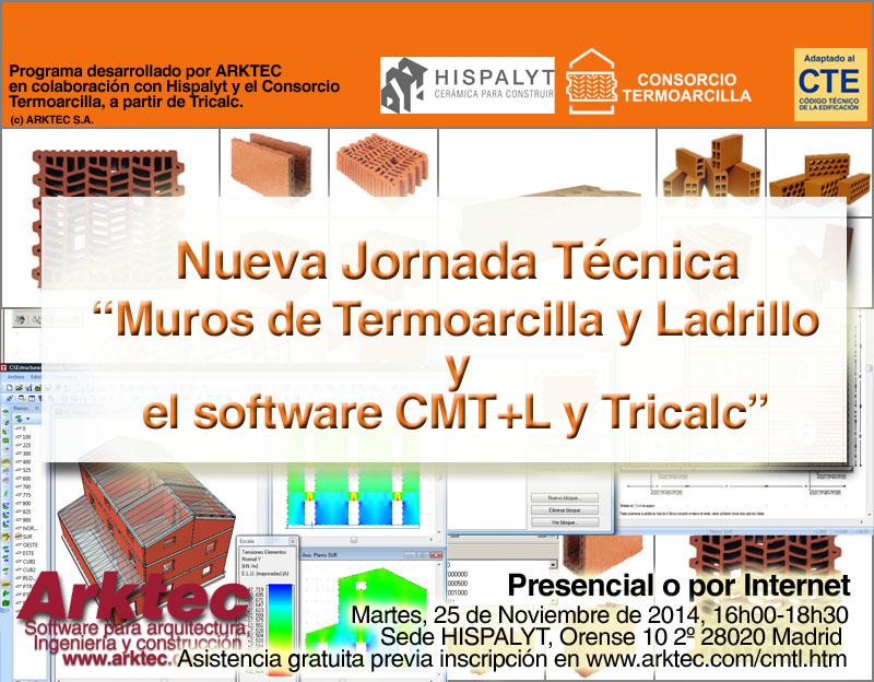 Jornada Técnica ARKTEC-Hispalyt
