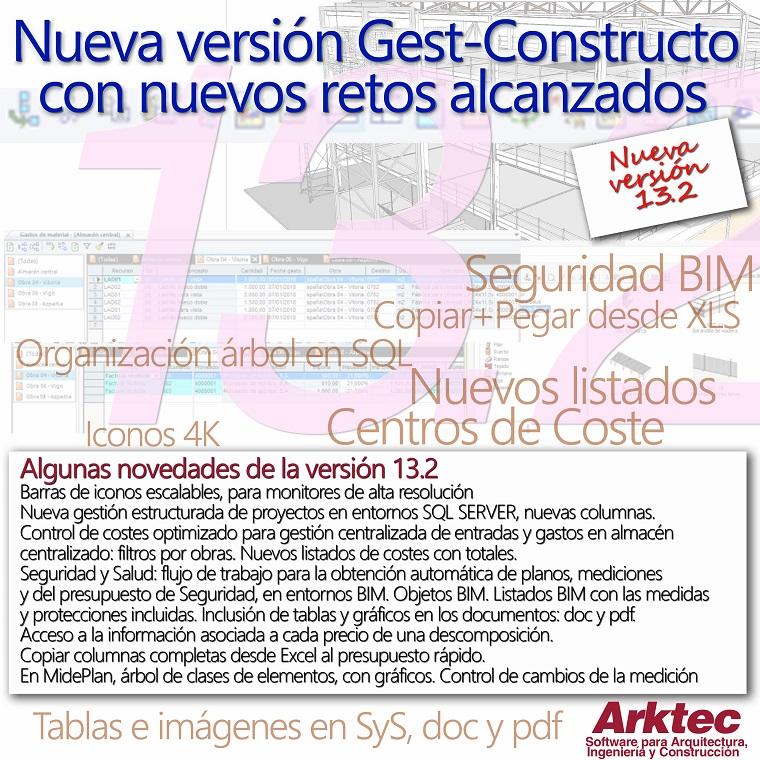 Arktec le invita a Construtec 2018 y a BimExpo 2018